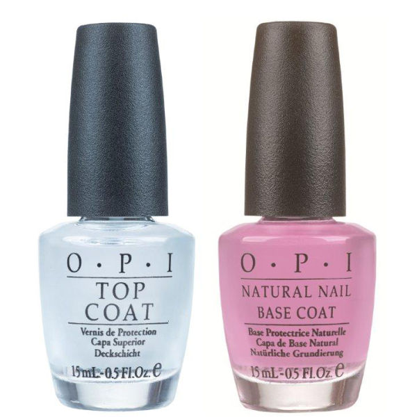 Opi Duo Base Coat Amp Top Coat Value Pack Hq Hair
