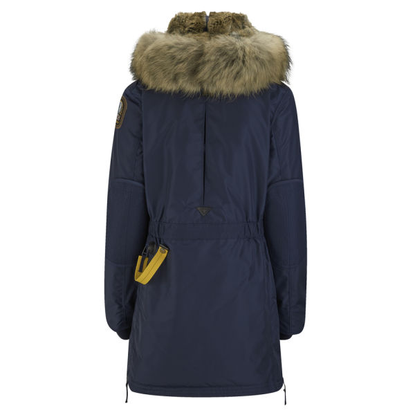 Parajumpers Women's Kodiak Nylon Parka Coat - Marine: Image 2