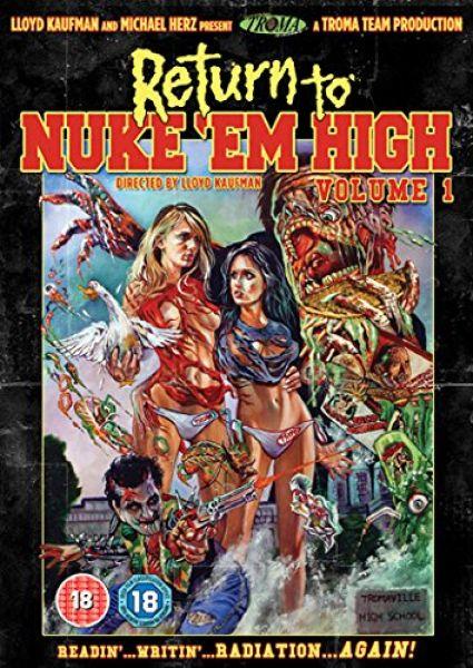 Return to Nuke 'em High - Volume 1