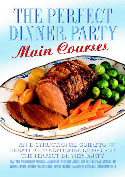 The Perfect Dinner Party Main Courses Dvd Zavvi
