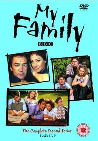My family complete series 2 dvd zavvi for My family home page
