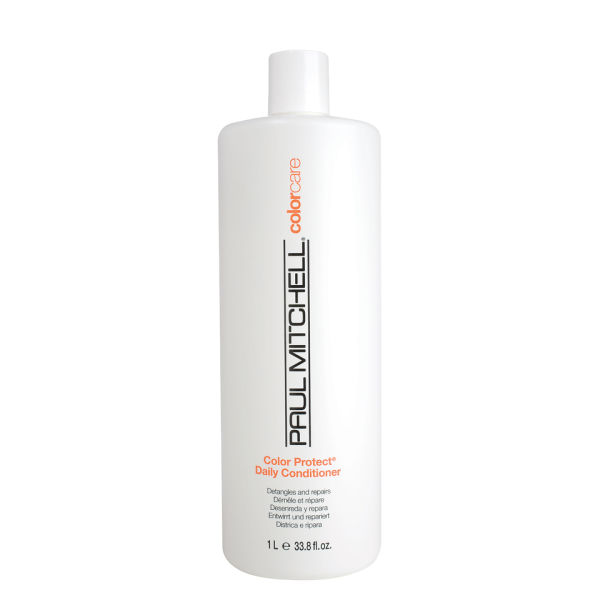 Paul Mitchell Colour Protect Daily Conditioner 1000ml With Pump