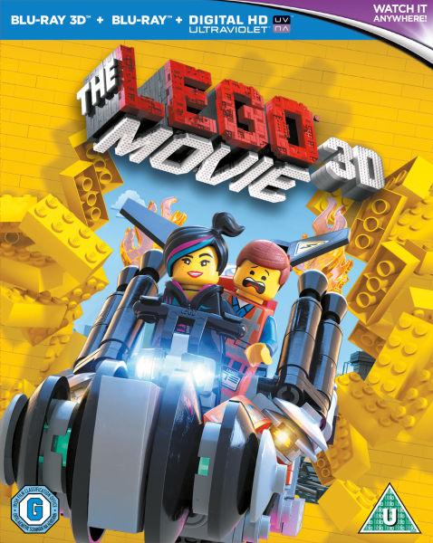 La Grande Aventure Lego 3D