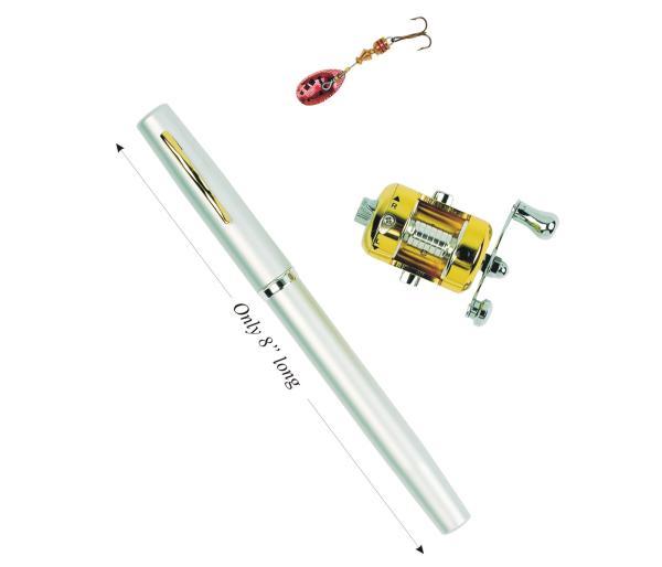 Pocket fishing rod gifts zavvi for Pocket fishing rod