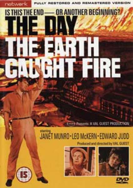 DAY THE EARTH CAUGHT FIRE, THE (DVD)