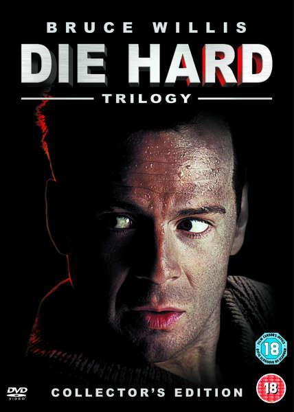 Die Hard Trilogy Collector S Edition Dvd Zavvi
