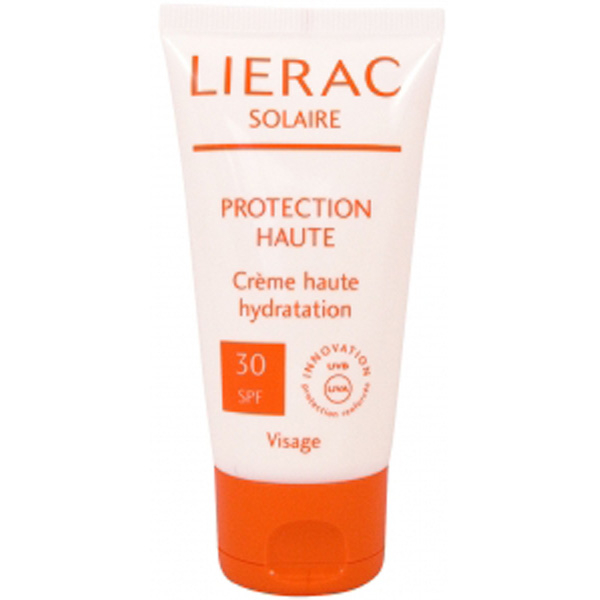 Lierac Solaire Bronzage Securite High Hydration Face Cream Spf30 (50ml)