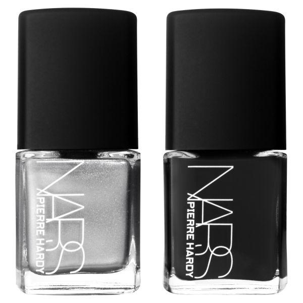 NARS Cosmetics Pierre Hardy Venemous - Limited Edition Gunmetal and Black Polish
