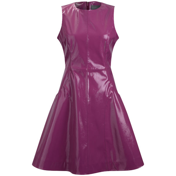 Antipodium Women's Slicker Dress - Magenta