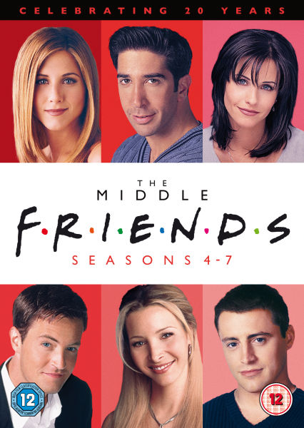 Friends: The Middle