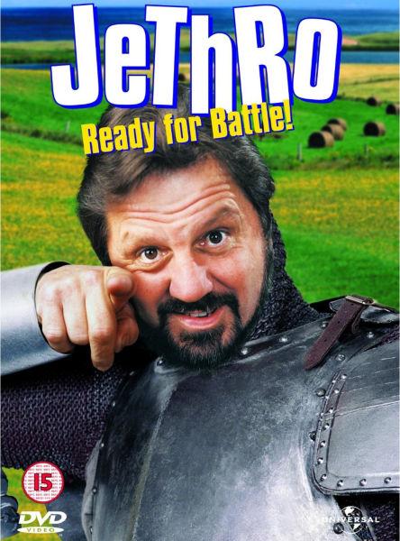 Jethro - Ready For Battle