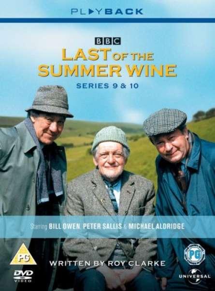 Last Of The Summer Wine - Seasons 9 And 10
