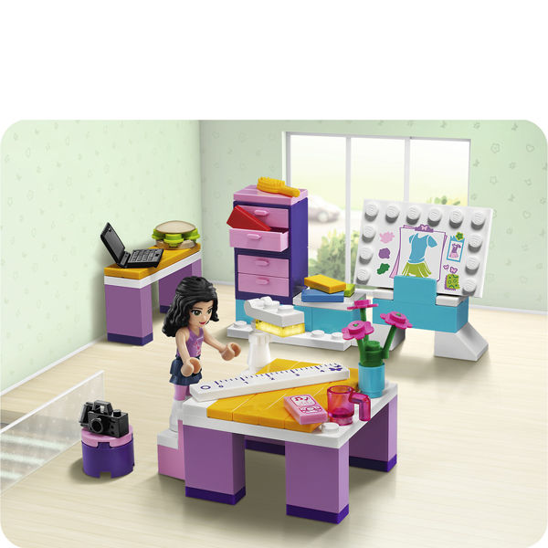 LEGO Friends Emmas Design Studio (3936)      Toys