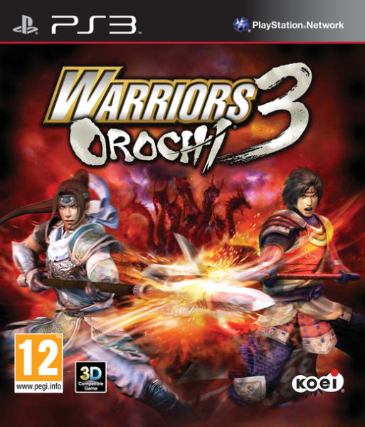Warriors Orochi 4 Dlc Free Download: Warriors Orochi 3 PS3