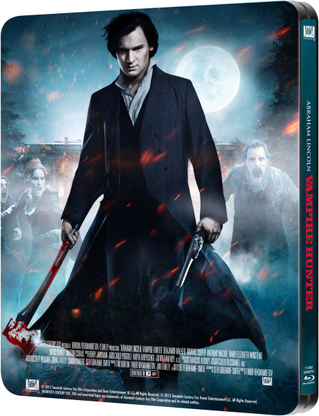 Abraham Lincoln Vampire Hunter Limited Edition