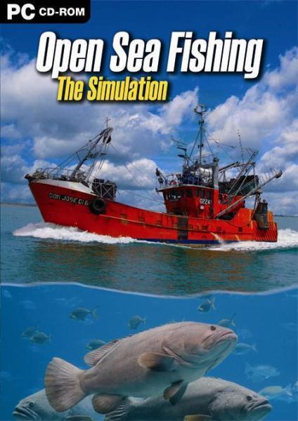 Open sea fishing pc zavvi for Sea fishing games