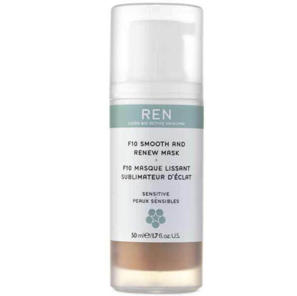 REN F10 Smooth & Renew Peel Mask (50ml)