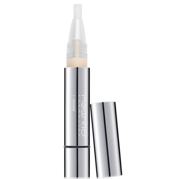 New CID Cosmetics i-conceal Brush-On Fluid Concealer- Ex Light
