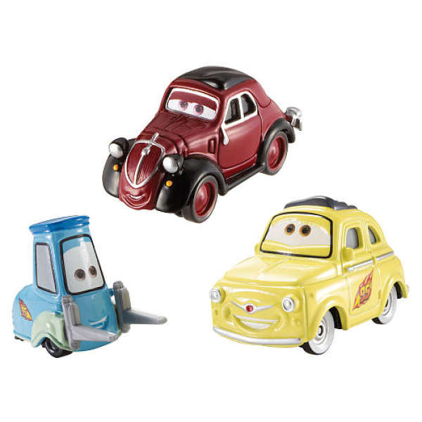Cars  Uncle Topolino Diecast