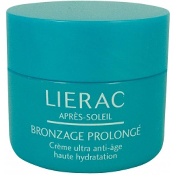 Lierac Bronzage Prolonge Ultra Anti-Ageing High Hydration Face Cream (40ml