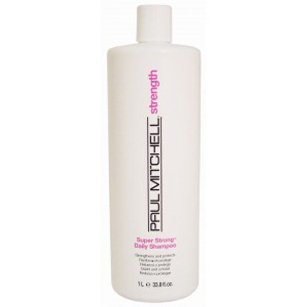 Paul Mitchell Super Strong Daily Shampoo (1000ml) - (Worth £41.00)