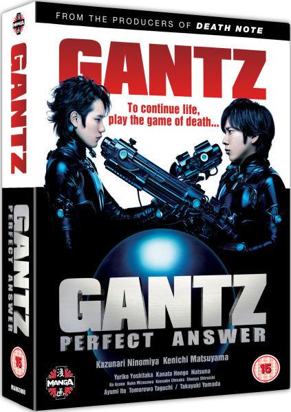Gantz / Gantz: Perfect Answer
