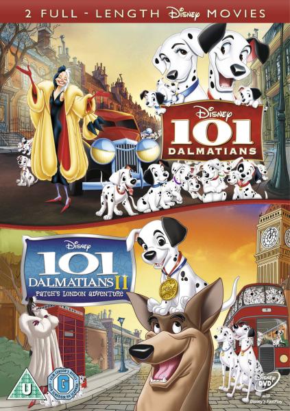 101 Dalmatians / 101 Dalmatians 2: Patchs London Adventure