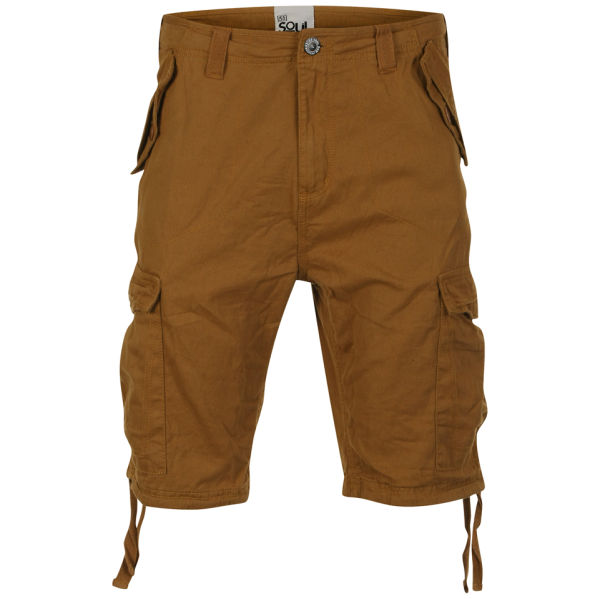 55 Soul Men's Conway Shorts - Tobacco