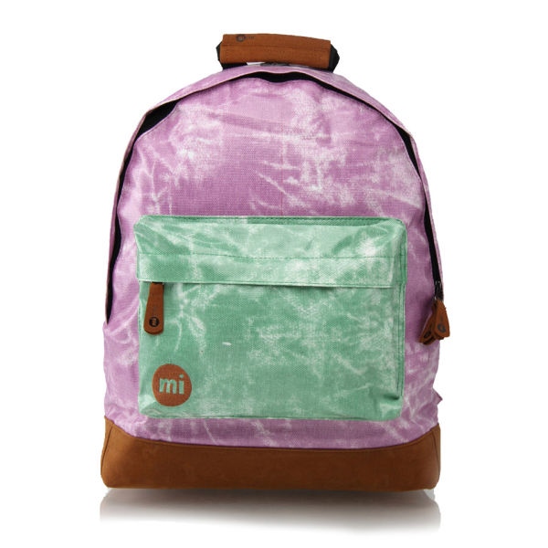 Mi- Pac Premium Tie-Dye Backpack - Tie-Dye Purple