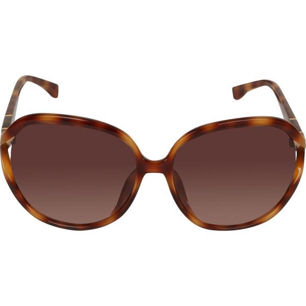 3ff826cf4639b MICHAEL MICHAEL KORS Vanessa Oversized Round Sunglasses - Soft Tortoise   Image 2