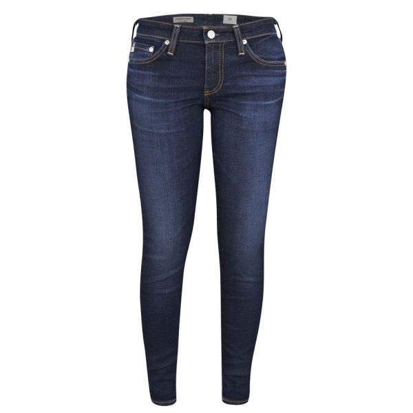 AG Jeans Women's Low Rise Absolute Legging Jeans - 3 Years Proppel