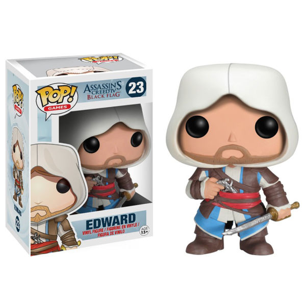 Assassin's Creed Edward Pop! Vinyl Figure