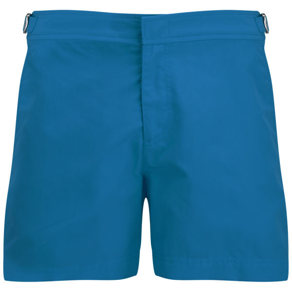 Orlebar Brown Men's Setter Swim Shorts - Dive Blue