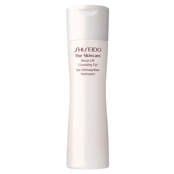 Shiseido The Skincare Essentials Rinse-Off Cleansing Gel (200ml)