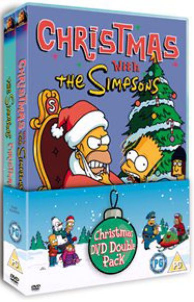 The Simpsons - Christmas With... 1 + 2