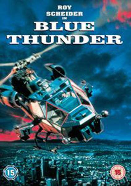 Blue Thunder Dvd Zavvi