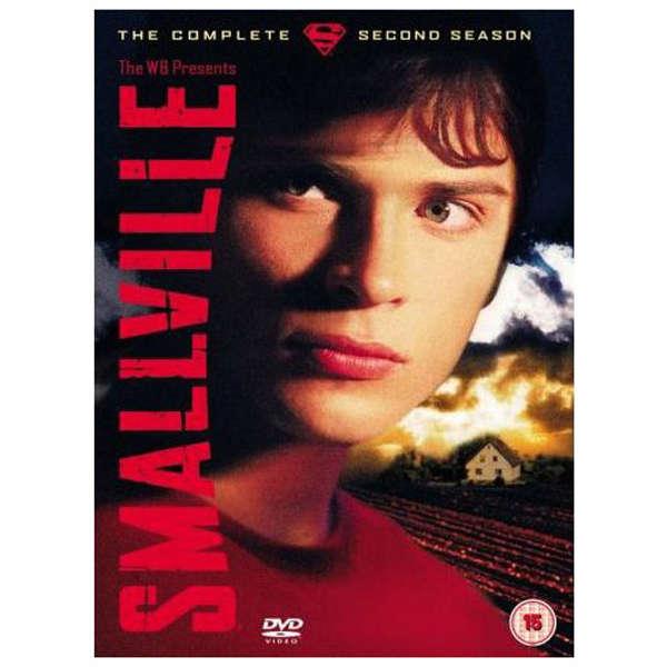 Smallville Complete Season 2 Box Set Dvd Zavvi
