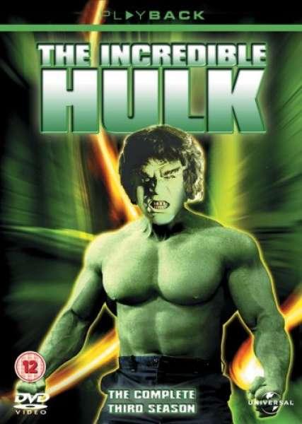 The Incredible Hulk - Complete Season Three
