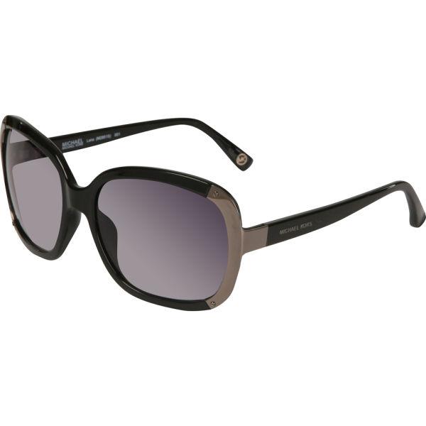 MICHAEL MICHAEL KORS Lana Oversized Round Sunglasses - Black