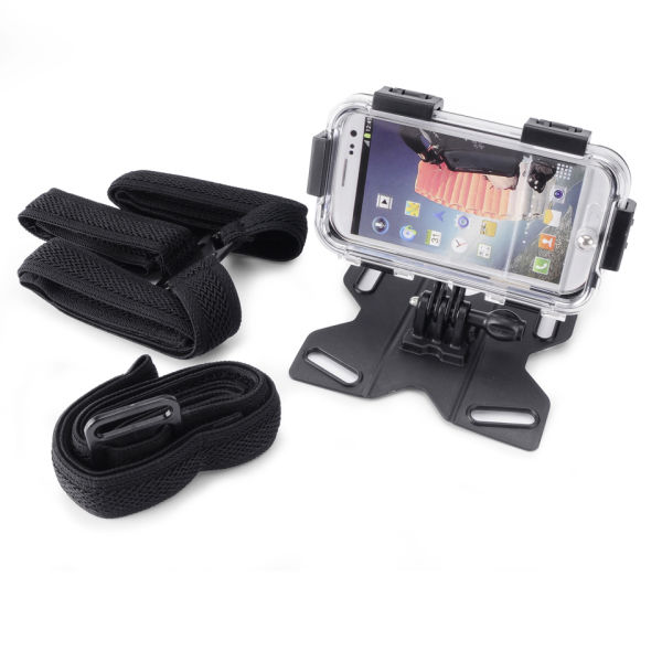 iMountZ 2 Sportscase for Samsung Galaxy S4 with Chest Mount