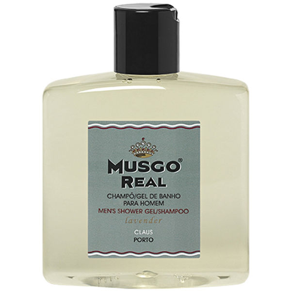Musgo Real Shower Gel/Shampoo - Lavender