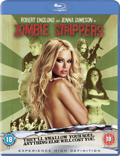 Zombie Strippers (Fright Night)
