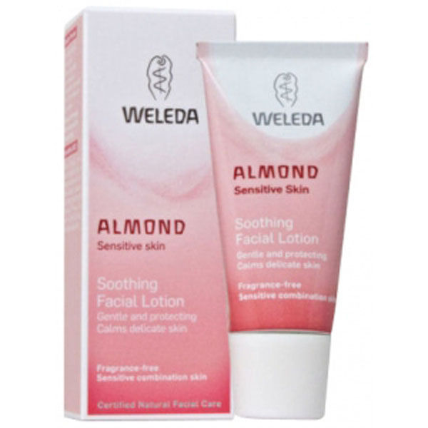 Weleda Almond Soothing Facial Lotion (30 ml)
