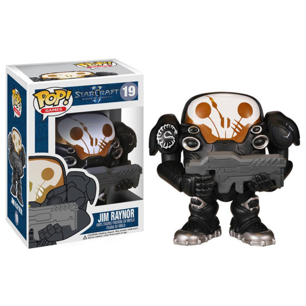 Starcraft Jim Raynor Pop! Vinyl Figure