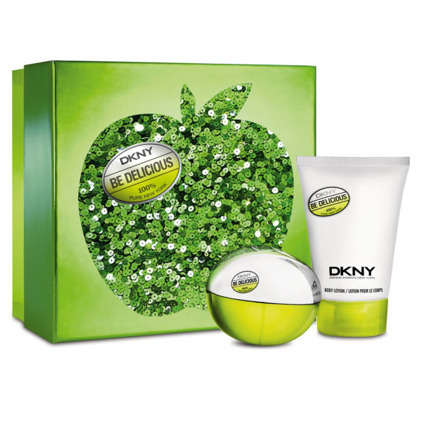 DKNY Be Delicious Be Delightful Holiday Gift Set (50ml) (Worth ...