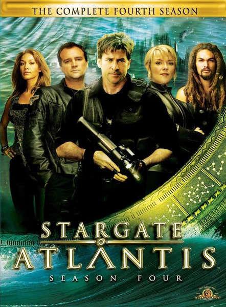 Stargate Atlantis - Season 4
