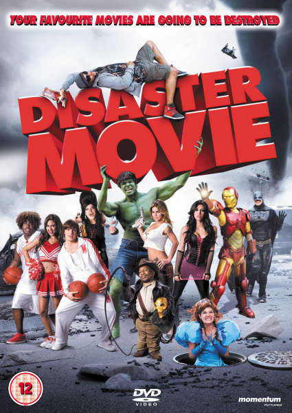 Disaster Movie Dvd Zavvi