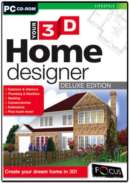 3d Home Designer Deluxe Edition Computing Zavvi