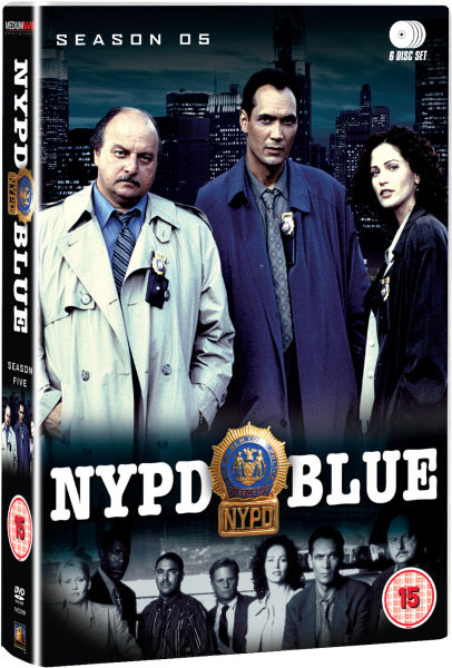 NYPD Blue - Season 5