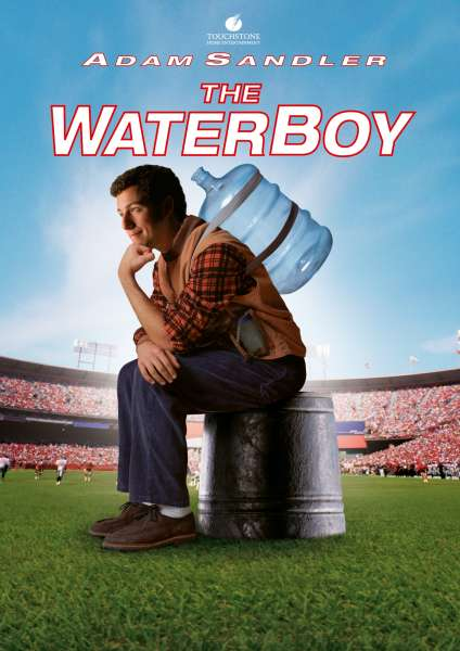 The Waterboy Dvd Zavvi